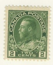 Canada Stamp Scott # 107 2-Cents Admiral Issue MNH