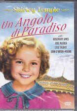 Dvd **UN ANGOLO DI PARADISO** con Shirley Temple nuovo 1935