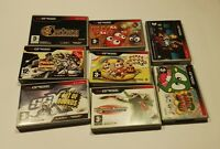 Ngage n-gage juego a elegir glimmerati colin mcrae ghost recon high seize rifts