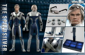 1/6 TOYS ERA TE032 The Speedsilver/Quicksilver Regular Ver.Action Figure Toy