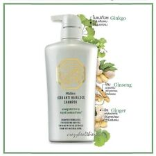 Mistine HERB ANTI HAIR LOSS SHAMPOO Ginseng Ginkgo Ginger Herbal Extracts 14 oz.
