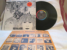 THE BEATLES REVOLVER..'66 STEREO BRIT-POP-PSYCH PROMO! SHRINK! W/PRICE NM/EX+
