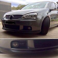 VOTEX Front Bumper Lip Urethane 06 07 08 09 VW GOLF TSI TDI MK5 MKV PU