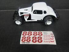 #88 Sonny Black Modified 1/25th scale Die-Cast donor kit