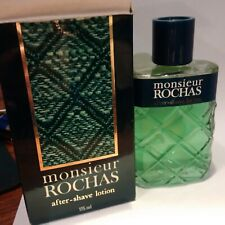 MONSIEUR ROCHAS AFTER SHAVE 115ML!!NOT VAPO!!RARE AND VINTAGE