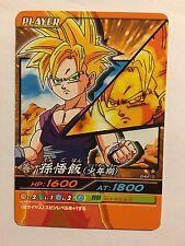 Data Carddass Dragon Ball Z Bakuretsu Impact PART 2 - 042-III