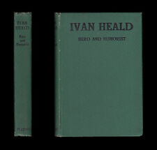 1917 IVAN HEALD HERO & HUMORIST Journalist RND Letters from GALLIPOLI France RFC