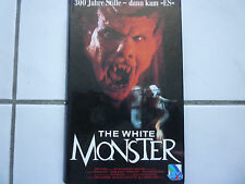 The White Monster (The Unnamable! H.P. Lovecraft Horror Megarare VHS Video 1988)