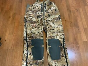 Sitka Hudson Bibs Optifade Waterfowl Marsh  50203  XLT