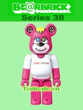 Medicom 100% Be@rbrick Series 38 Animal ( Avemocos ) Bearbrick S38