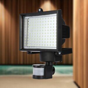 120 LED Solar Powered PIR Motion Sensor Garden Wall Light Security Flood Outdoor