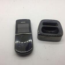Nokia Sirocco 8800 - Black (Unlocked) Cellular Phone AJ009