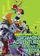Digimon Adventure Tri The Movie 2 : Ketsui Movie with English Subtitle