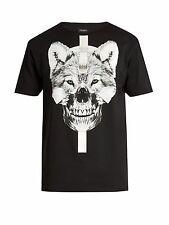 MARCELO BURLON  Moises cotton-jersey T-shirt