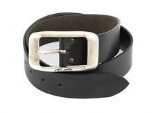 Tom tailor Belt tw1003r01 w105 cinturón cinturón de cuero señora cinturón negro Black