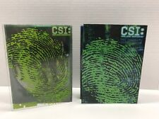 CSI The Complete First and Second Seasons 12 Discs Crime Scene Investigation