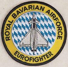 Patch Patch fuerza aérea royal Bavarian Air Force Eurofighter... a4951