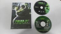 Hulk DVD Eric Bana Edizione Croato - Audio Inglese Intaliano Sottotitoli