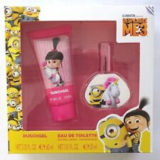 Minions Geschenkset  Agnes  Duschgel 60ml + Eau de Toilette 30ml Kinderparfüm