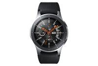 Samsung Galaxy Watch 46mm Silver Case Onyx Black - Bluetooth SM-R800NZSAXAR