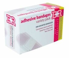 NEW Ever Ready First Aid Quality Adhesive Bandage Variety Pack, 280 Count