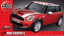 MINI COOPER S - Kit AIRFIX 1/32 n° 3412
