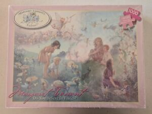 Margaret Tarrant Do You Believe in Fairies? Jigsaw Puzzle 1000pcsNEW