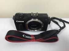 Canon EOS M 18.0MP Digital Camera - Black Body Only