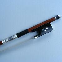 Master Performance Pernambuco Cello Bows Silver mounted Fleur-de-Lys  bows  4/4