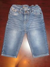 Levi'S 4T Toddler Girl W/ Snap Button And Zipper Excellent
