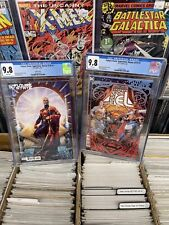 Future State: Superman House of El and Variant #1 CGC 9.8 2 Slab Lo CGC 9.8 🔥
