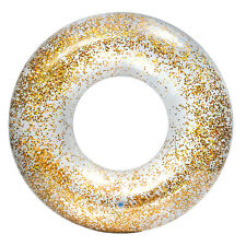 Glitter Tube Intex Swim Ring Large Inflatable Swimming Pool Lounger