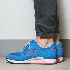 Asics Gel Lyte III Men's Running Shoes Size 10.5 Future Pack Sneakers H637Y Blue