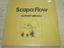 SCAPA FLOW - UUTEEN AIKAAN - FOLK / PSYCH ROCK - NEW LP RECORD
