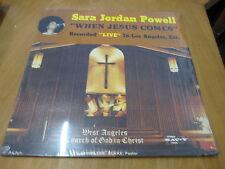 Sara Jordan Powell-When Jesus Comes-Live in LA Vinyl