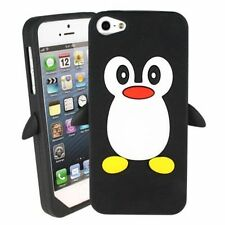 Unifarbene Handy-Schutzhüllen aus Kunstleder für das iPhone 4s