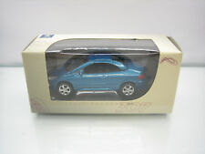Diecast Norev Peugeot 307 CC 3 Inch Blue Mint in Box
