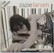 "ZAZIE - CD SINGLE ""LARSEN"""