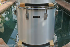 """ADD this 80's TAMA IMPERIALSTAR 16"""" CONCERT TOM TO YOUR DRUM SET TODAY! LOT #T16"""