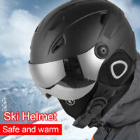 Winter Snow Sports Helmet  Ski Skate Board Snowboard Protective Matte Safety