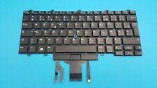 Clavier Français Dell Latitude E5450 E5480 E5470 E7450 E7470 0W93F7 Backlit