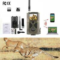 HD GPRS MMS Hunting Trail Camera Wildlife Scouting Digital Infrared Trail Sensor