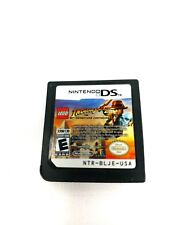LEGO Indiana Jones 2: The Adventure Continues (Nintendo DS, 2009) game only