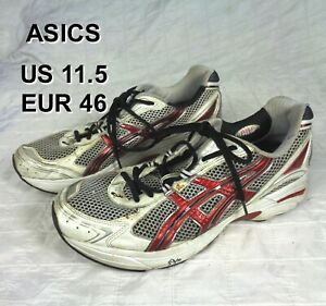Asics Gel GT 2130 Running Shoes Mens Size 11.5 11 1/2  EU 46 Sneakers TN804