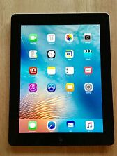 APPLE IPAD 3 3rd GEN GENERATION 16GB WiFi OR VERIZON TABLET BLACK EXCELLENT