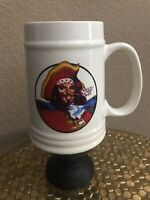 Vintage Captain Morgan Stein Ceramic Tankard Collectible Mug