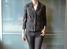 Cotton Blend Business Blazer Coats & Jackets for Women
