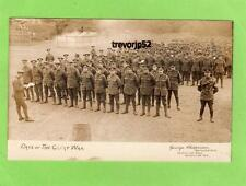 Days of the Great War unused RP pc George Chapman Bexhill on Sea Ref B387