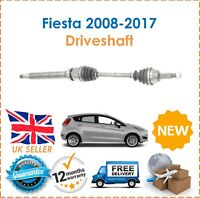 For Ford Fiesta MK7 1.0 1.25 1.3 1.4 1.6 2008-2017 Front Drivers side Driveshaft