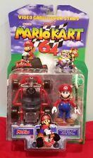 Mario Kart 64 Toy Biz Action Figure Nintendo 1999 Series 1 NIB